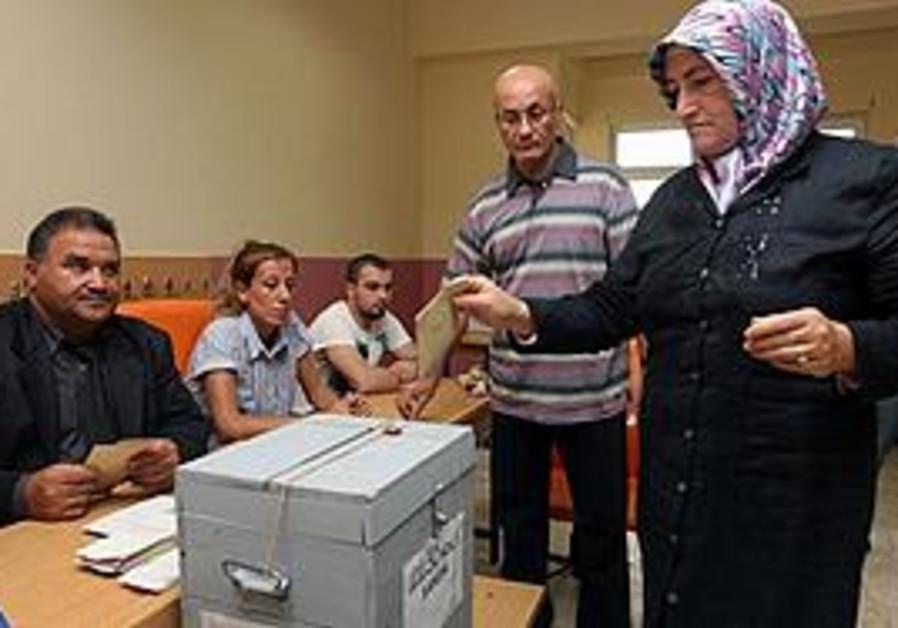 Referendum in Turkey