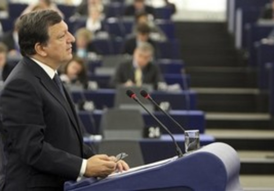 Jose Manuel Barroso, President of the European Com