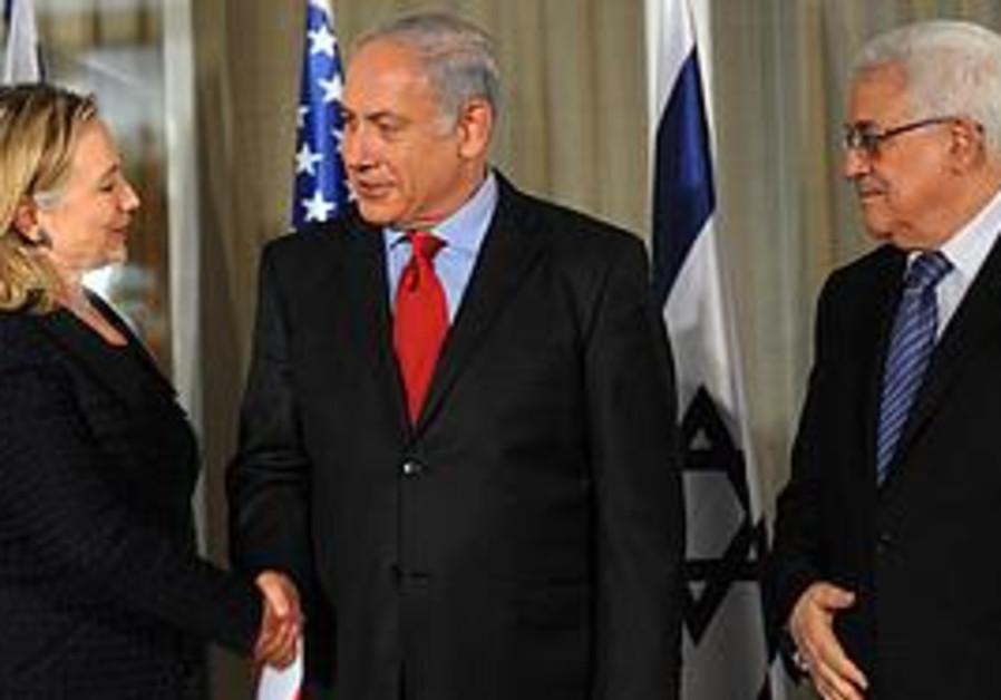 Talks begin in Jerusalem
