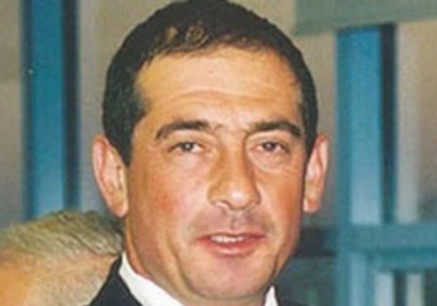 Yossi Havilio, former municipal legal adviser.