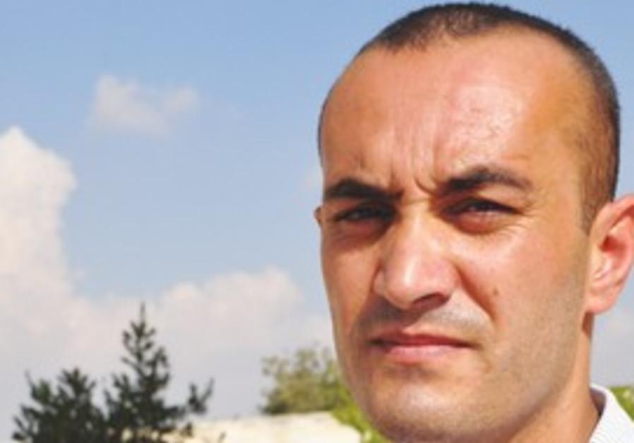 Israeli-Arab activist Nusseibah Khattib.