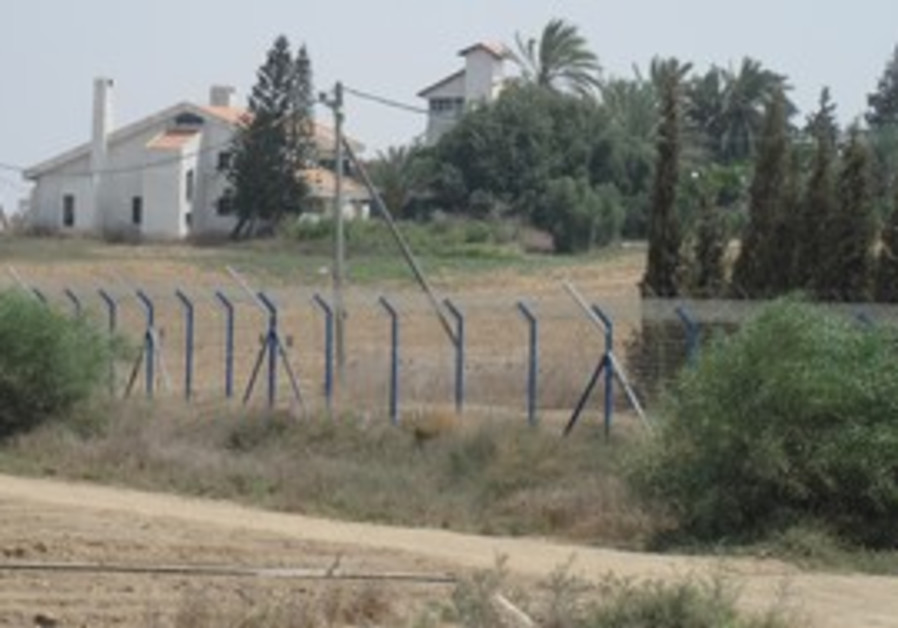 Sycamore Ranch in Negev, home of Ariel Sharon