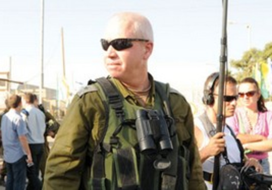Maj.-Gen. Yoav Galant