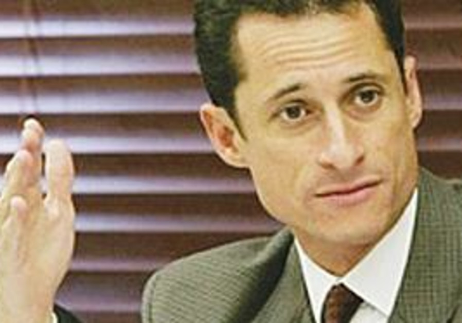 Rep. ANTHONY Weiner of New York