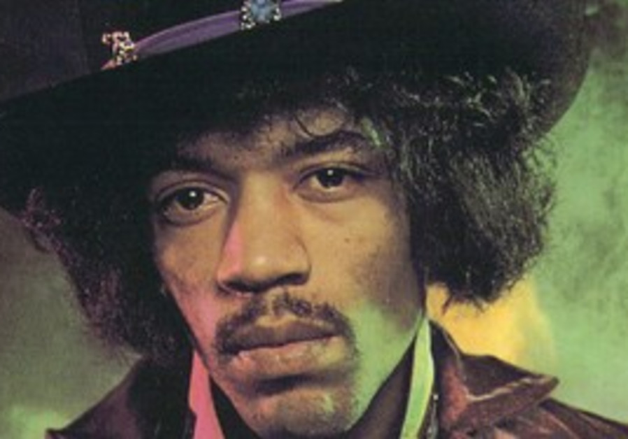 HAD HE lived, Hendrix would be close to 68. It's m