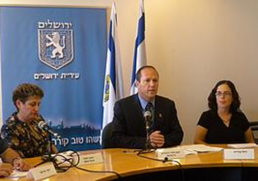 MAYOR NIR BARKAT announces upcoming elections