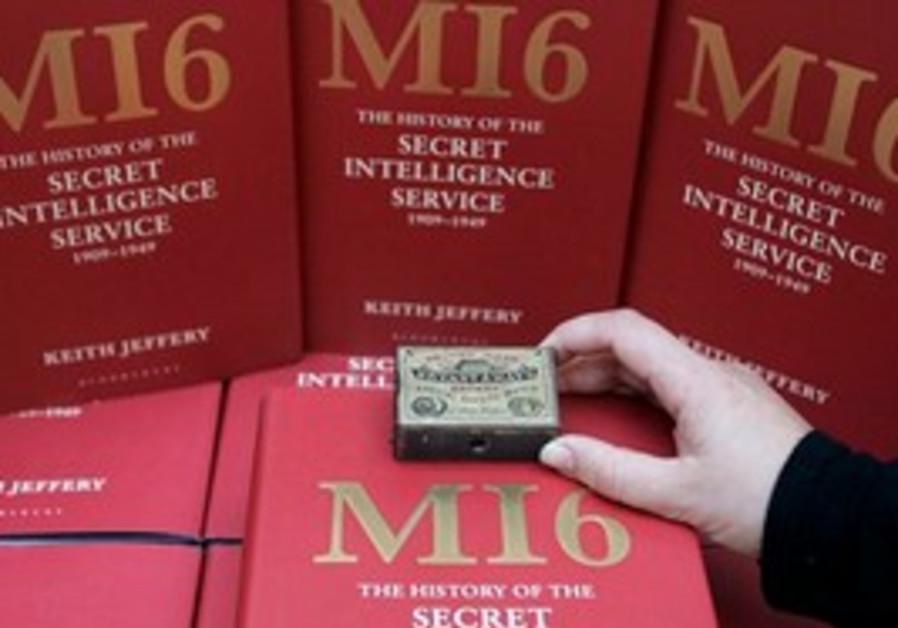 The book History of Secret Intelligence Service