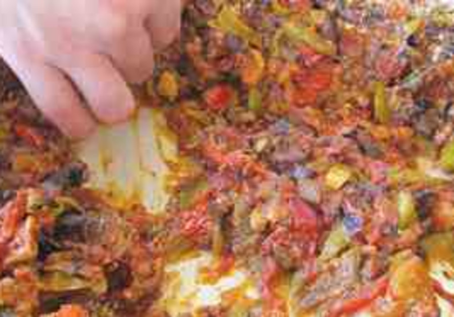 A Besni Tavi made from lamb and regional vegetable