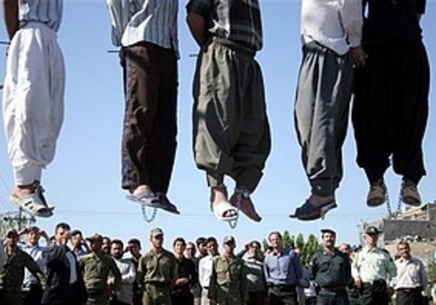 Iran denies it abuses human rights, denounces Israel
