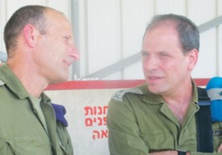 IDF Maj.-Gen. Eitan Dangot.
