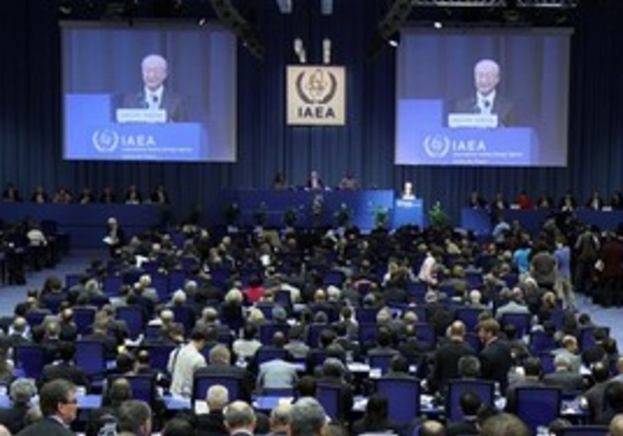 IAEA annual assembly in Vienna