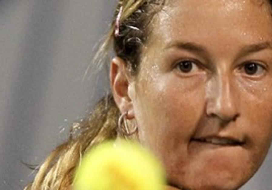 Shahar Pe'er at the WTA