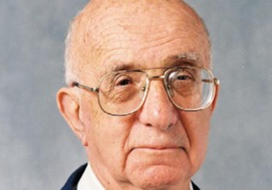 Prof. ISRAEL DOSTROVSKY