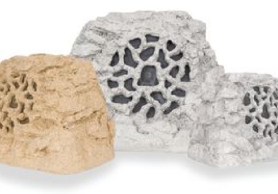 Rock speakers by Speakercraft