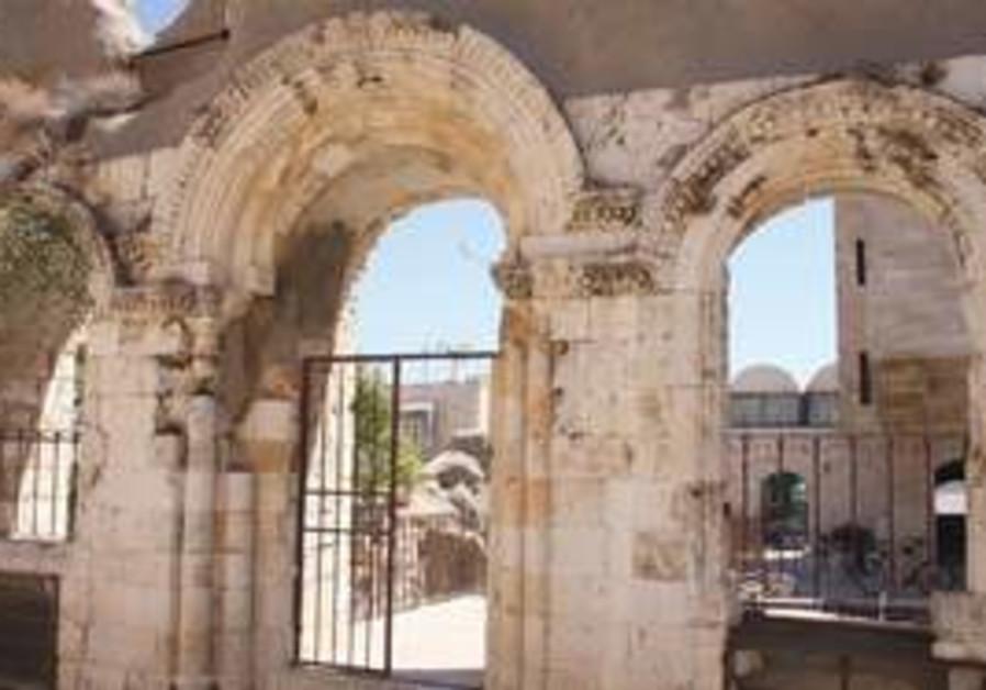 Tiferet Yisrael Synagogue, Jerusalem