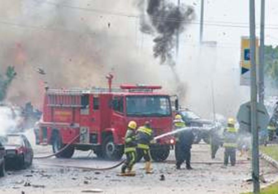 Nigeria car bomb