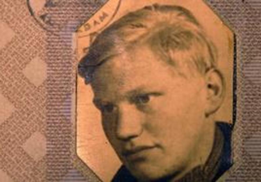 Identification card of Cornelis Brouwenstijn
