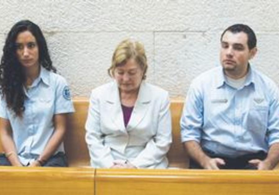 Mairead Maguire deportation hearing nobel