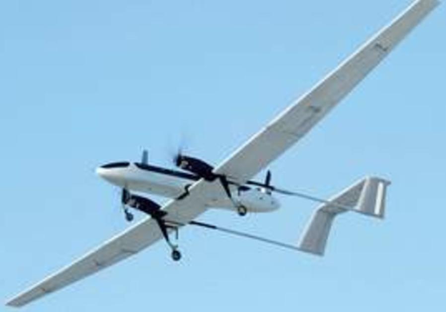 IAI's Panther UAV