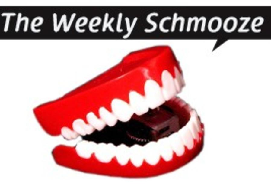 Weekly Schmooze logo