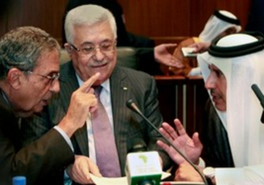 Arab League summit in Libya