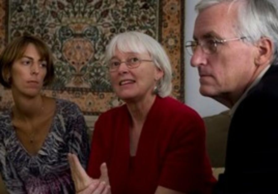 Rachel Corrie's Parents