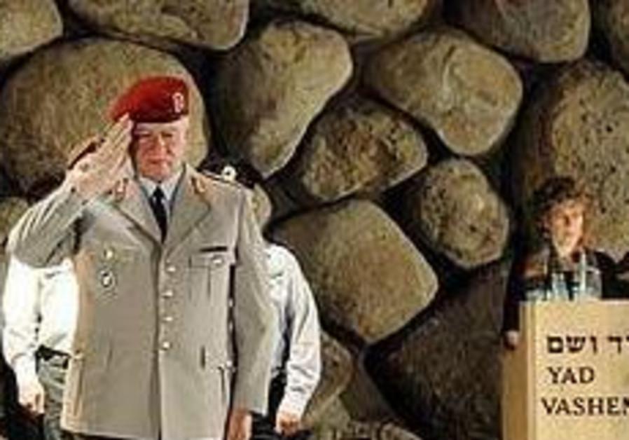 German army chief of staff Volker Wieker.