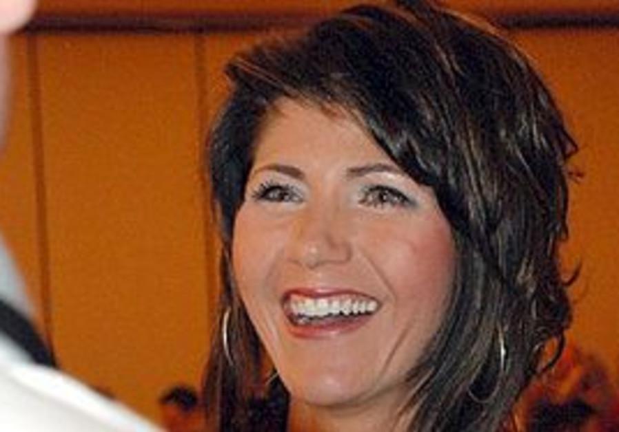 South Dakotan Republican Kristi Noem