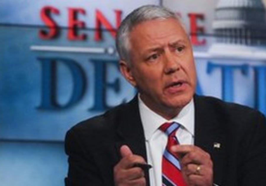 Republican Senate candidate Ken Buck, Sunday