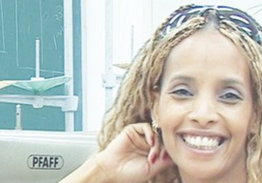 Ethiopian olah and film narrator Zoe Gidamo