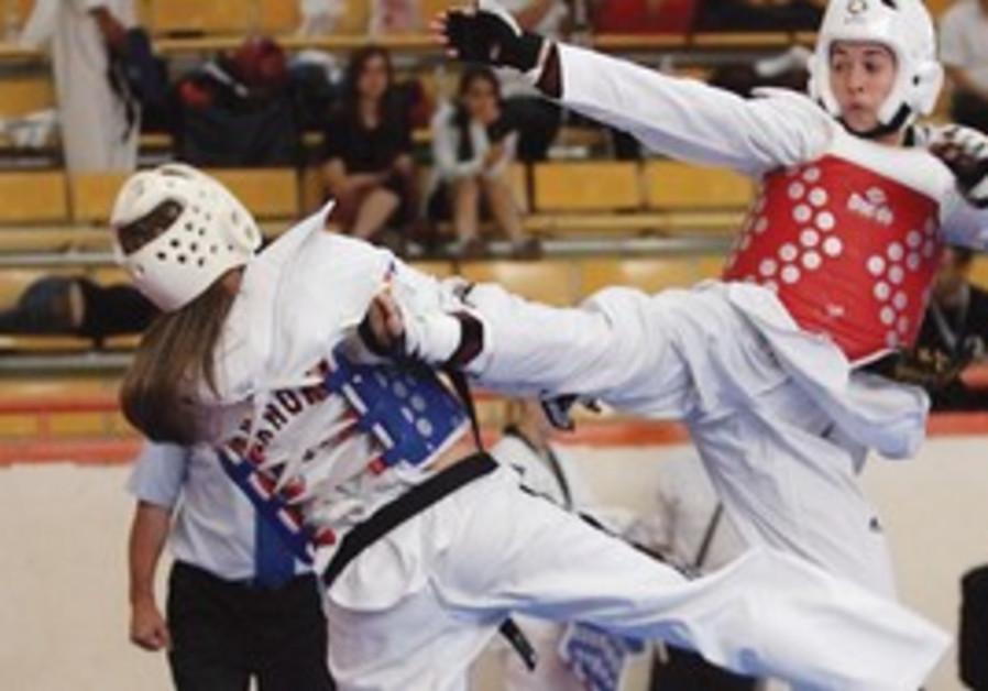 Jerusalem Open Taekwondo Championship