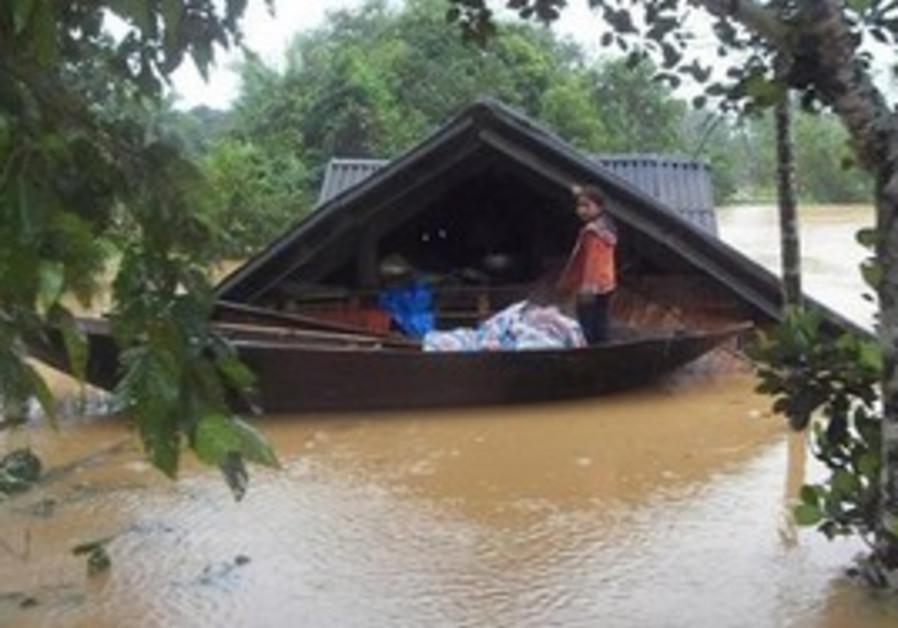 Vietnam flooding