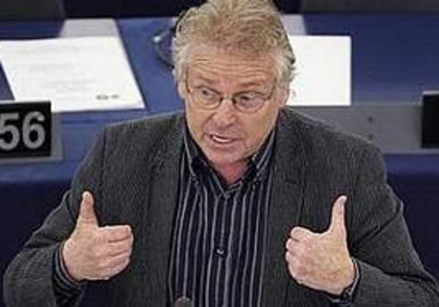 Green MEP Daniel Cohn-Bendit