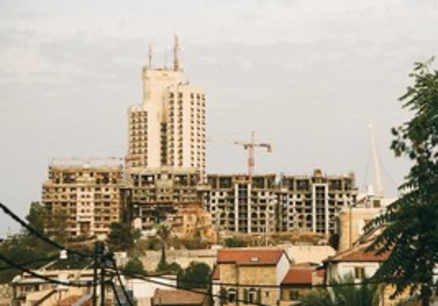 Mishkenot Ha'Uma building project