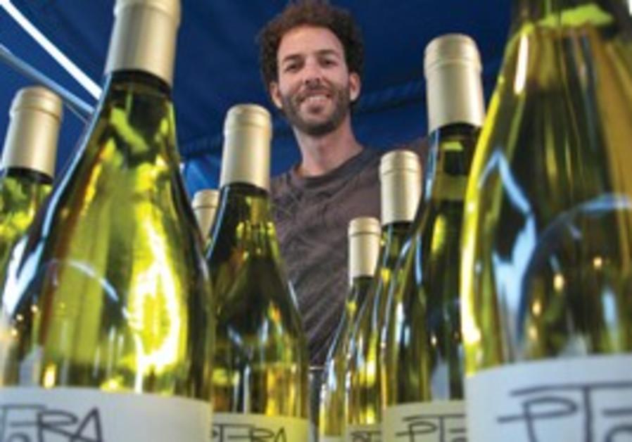 IDO TAMIR sells wines, honey and extra virgin oliv