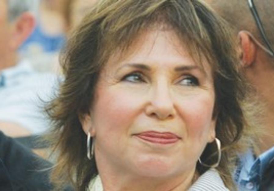 Ehud Barak's wife Nili Priel
