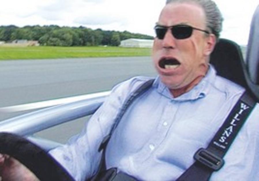 BBCs Top Gear Car Show Races Through Israel Arts Culture - Top gear car show