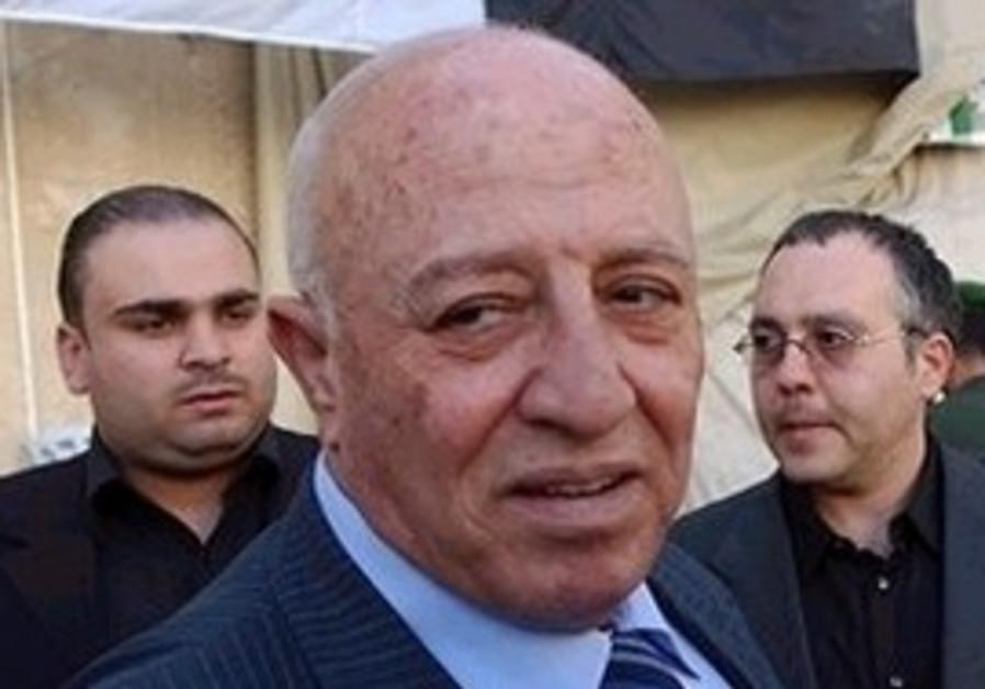 Ahmed Qurei