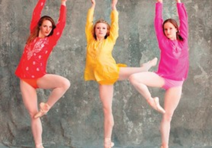 Dancers from NYCB dance companies.