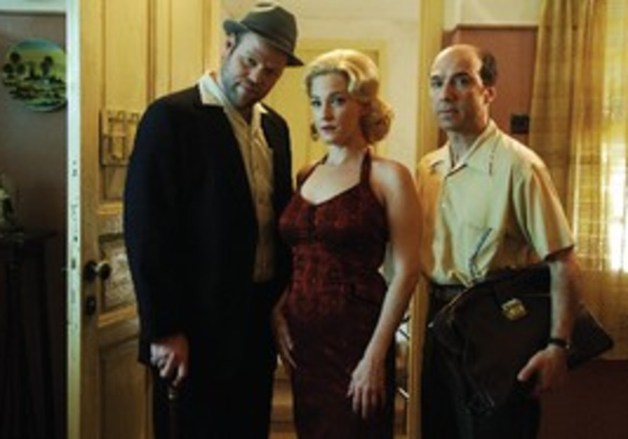 AVI NESHER'S 'The Matchmaker' is opening up The Lo