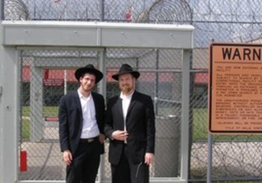Chabad visits prisoners