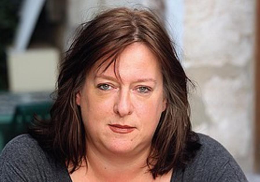 British journalist journalist Julie Burchill.