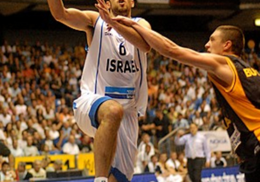 Euro Hoops: Israel makes it five out of five