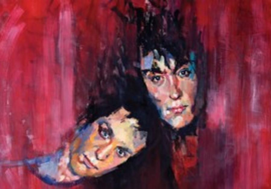 MICHAL SHANIR: Untitled, Oil on canvas
