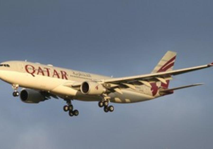 Illustrative Photo: Qatar Airways passenger plane