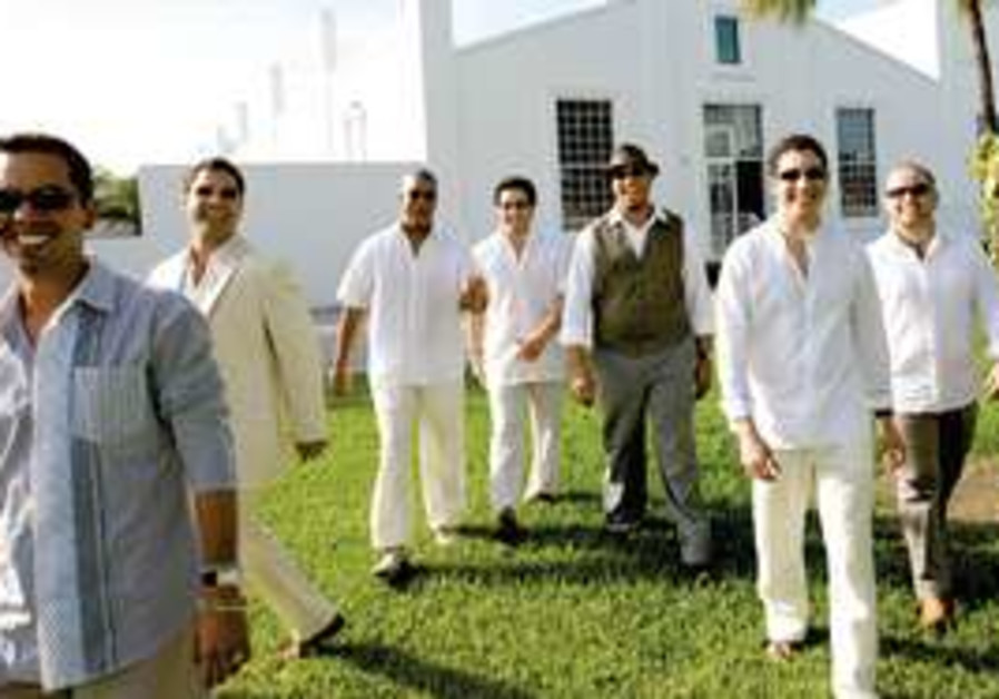 Tiempo Libre Cuban band