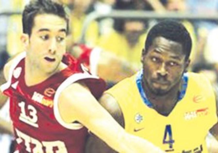 Maccabi Tel Aviv crushes Jerusalem Hapoel