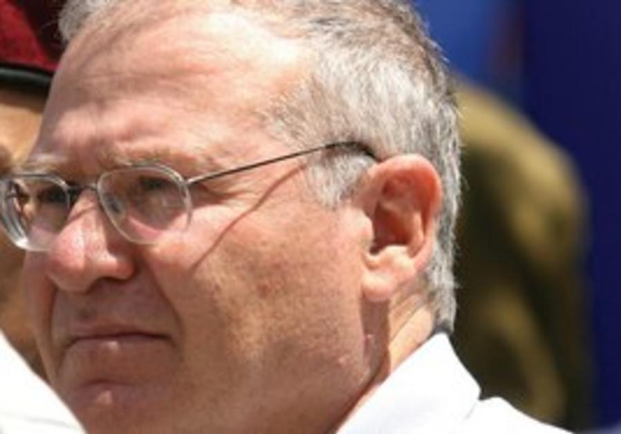 Maj.-Gen. Amos Yadlin.