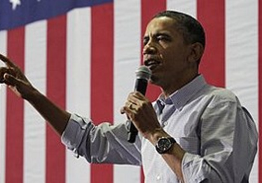 Obama makes a final get-out-the-vote push, Sat.