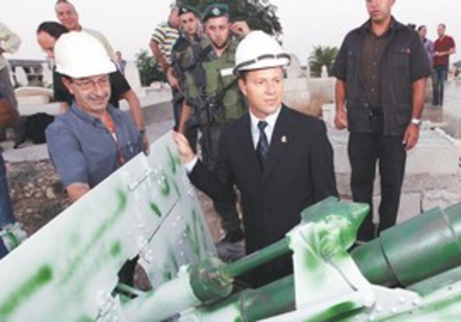 Many residents appreciate Nir Barkat's hard work